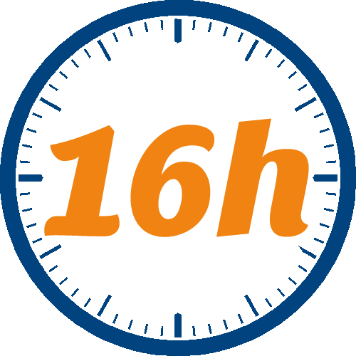 16 Uhr