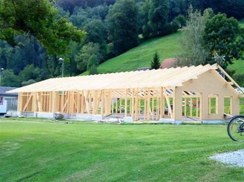 clubhaus rohbau 2