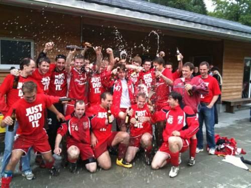2010 Aufstieg 2. Mannschaft